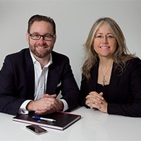 Paul and Liz Lanfear - Property Angels