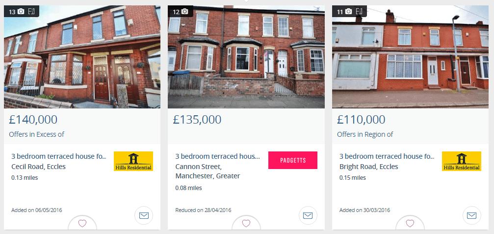 eccles property market