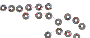 360 image stitching process