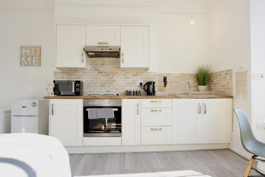 Kitchen, Mosley Villa